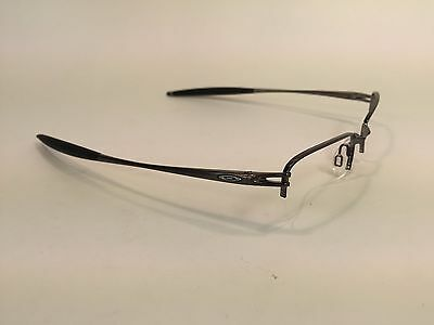 Oakley Valve Optical Prescription Frame Brushed Chrome 53mm OX3093-02-53