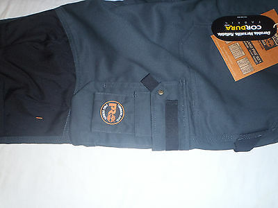 "Timberland PRO 621 Grey Multi Pocket Kneepad Work Trousers 35"" Waist, 32"" Leg"