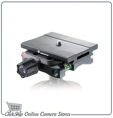 Manfrotto MSQ6 Quick Release Adapter with Arca Swiss Compatible Plate Mfr# MSQ6
