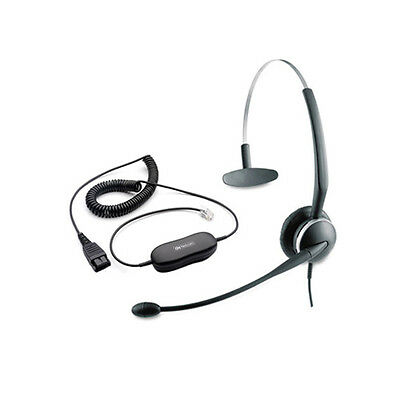 GSI 61 Audiometer Monitor Headset with Earphone and Microphone ***NEW***