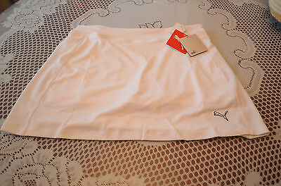 Womens Puma golf Dry cell solid knit skirt Sz S small  NEW WITH TAGS NWT