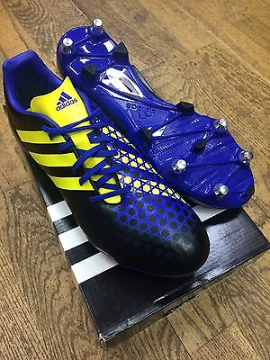 Men's Incurza SG Rugby Boot Brand New Uk 9.5