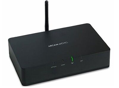 Arcam airDAC Airplay & UPnP Digital to Analogue Converter