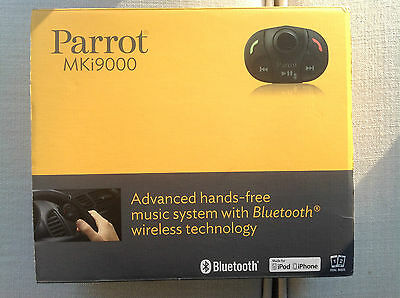 PARROT MKi9000 HANDS FREE MUSIC & PHONE SYSTEM WITH BLUETOOTH