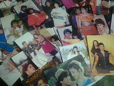 BOLLYWOOD POSTCARDS:  Large collection of various artists