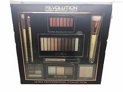Makeup Revolution Ultra Professional Collection Gift Set
