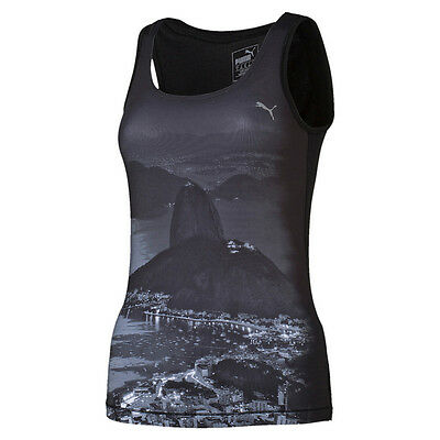 Puma Essential Graphic Layer Tank Gr. M