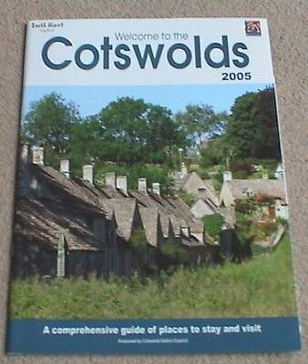 2005 Welcome To The Cotswolds Guide (61 Pages)