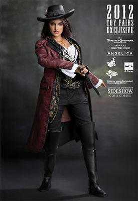 ##HOT TOYS MMS181 Pirates of the Caribbean Angelica Penelope Cruz 1/6  ##