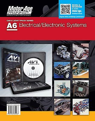 ASE DVD Study Guide Set - A6 Electrical/ Electronic Systems   Motor Age Training