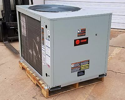 Trane Odyssey Air Conditioner Condensing Unit, 10 Ton, 208/230V 3 Ph - New 175