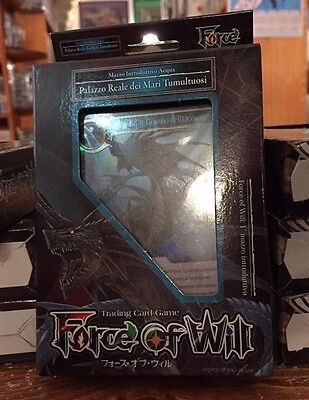 Force Of Will Royal Palace Of The Roaring Seas