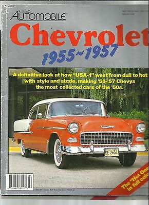 Collectible Automobile, Sepember 1987: Chevrolet, 1955-1957.