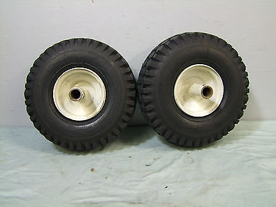 Ariens 932000 ST504,524 Series pneumatic Drive Wheels 4.10 X 3.50-4 pair