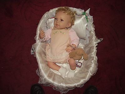 Hanl Picture-Perfect Baby Doll By The Ashton-Drake Galleries