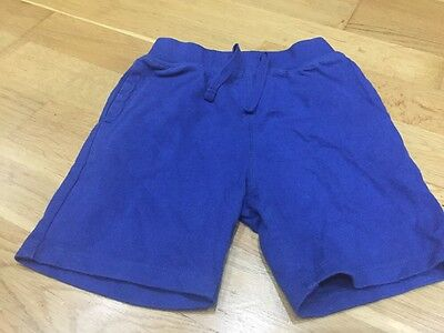 John Lewis Boys Blue Shorts 18-24 Months, 1.5-2 Years Excellent Condition