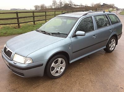 Skoda Octavia Elegance 1.9 tdi estate, NEW turbo