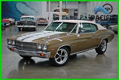 1970 Chevrolet Chevelle  1970 Chevrolet Chevelle - numbers matching 350 / 350 / SUPER SUPER CLEAN