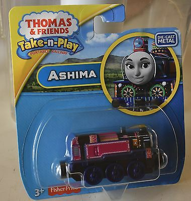 Thomas and Friends Take n Play ASHIMA Portable NEW
