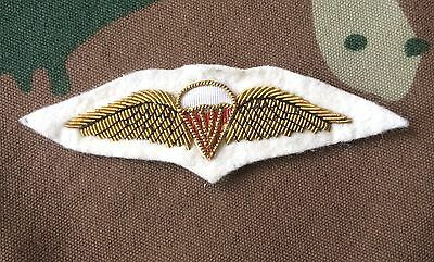 South African Navy Parachute Wings