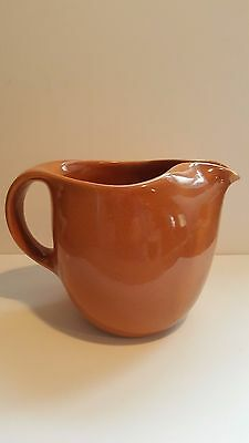 russel wright sterling cedar water pitcher