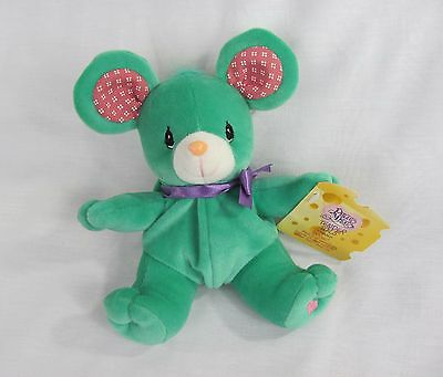 Precious Moments Rosie the Mouse Tender Tails Plush w/Tag Limited 486884