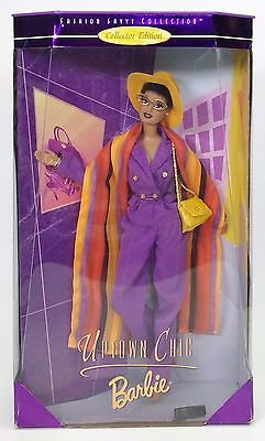 Uptown Chic Barbie Fashion Savvy Collection Collector Edition Nrfb