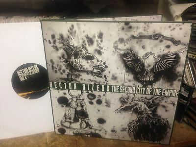 NEW VINYL LP: Hector Bizerk - Second City Of The Empire (2016) Scottish Hip Hop