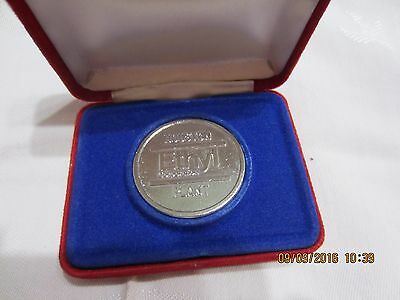 ETHYL Commemorative Coin/Medalion****B****