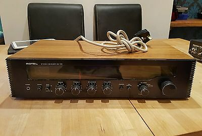 Rotel Stereo Amplifier R-X102