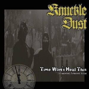 Time Won't Heal This - KNUCKLEDUST [LP]