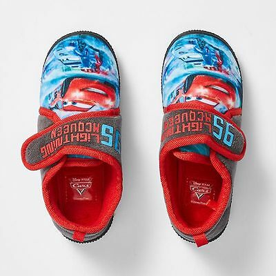 NEW Disney Cars Junior Slippers Kids