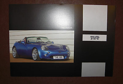 TVR Tamora Mini Sales Brochure