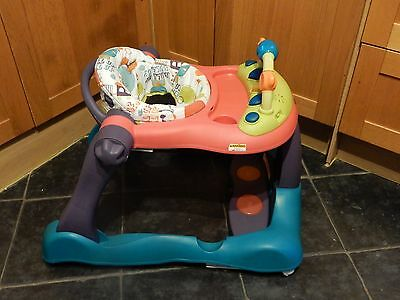 3 in 1 Mamas and Papas Baby Walker