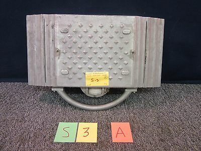 General Electrodynamics Md400 Wheel Load Weigher Scale Truck Semi Trailer Used