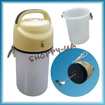 Electric Electrical Butter Churn Maker 1.6 Gallons 6 Litters  + English Manual