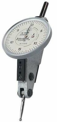 INTERAPID 312B-1 Dial Test Indicator, Horizontal, 0 to 0.060 In