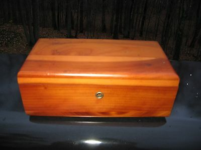 Lane Chest Cedar Chest Puritan Furniture Salesman's Sample Miniature Petite