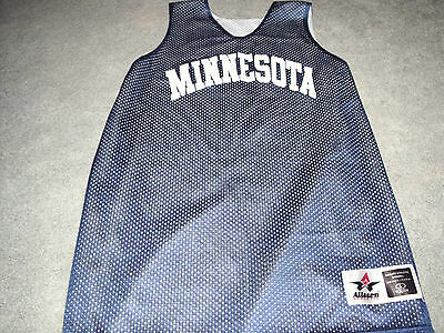 Minnesota #3 Youth Reversible Mesh Basketball Practice Jersey • Size Youth L