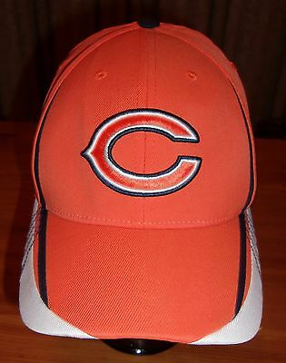 a86f18bf NFL FOOTBALL CHICAGO Bears Onfield Reebok S/M Men's Cap Hat
