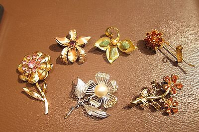 Fabulous Lot of Victorian/Vintage Brooch / Pin Jewelry No Scrap 59g