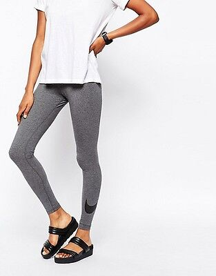 Nike Women Training Leggings/Pants/leggings/gym/fitness/tight bottoms/grey/soft