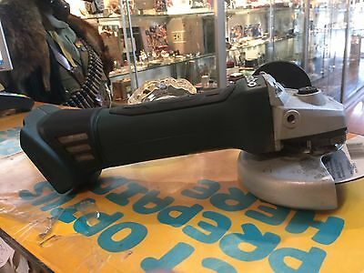 Metabo (W 18 Ltx) 125 Mm Cordless Angle Grinder In Green (122274)