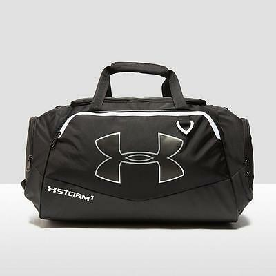UNDER ARMOUR UA Undeniable II Small Duffel One Size Black
