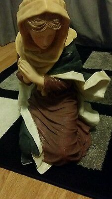Mary, Large nativity figure 45cm high