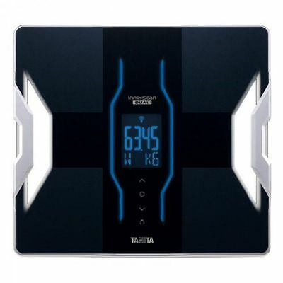New TANITA Body Composition Meter INNER SCAN DUAL Black RD-901-BK from Japan