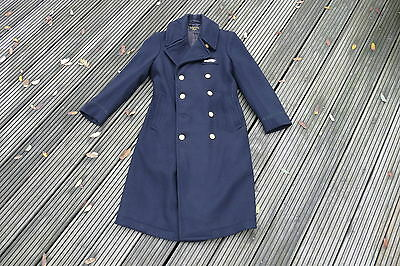 The Real McCoy's THE REAL MCCOY'S US NAVY BRIDGE COAT - 38 - Navy