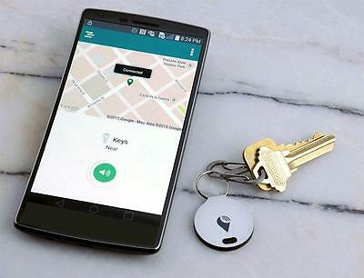 TrackR Bravo Tracking Devices for Android / iPhone Lost Find