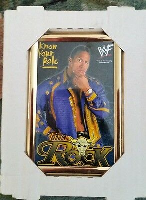 Wwe/wwf Picture The Rock