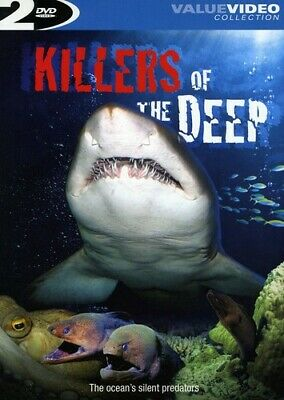 Killers of the Deep [2 Discs] (DVD Used Very Good) Slipcase